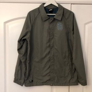 Nike men's skateboarding jacket